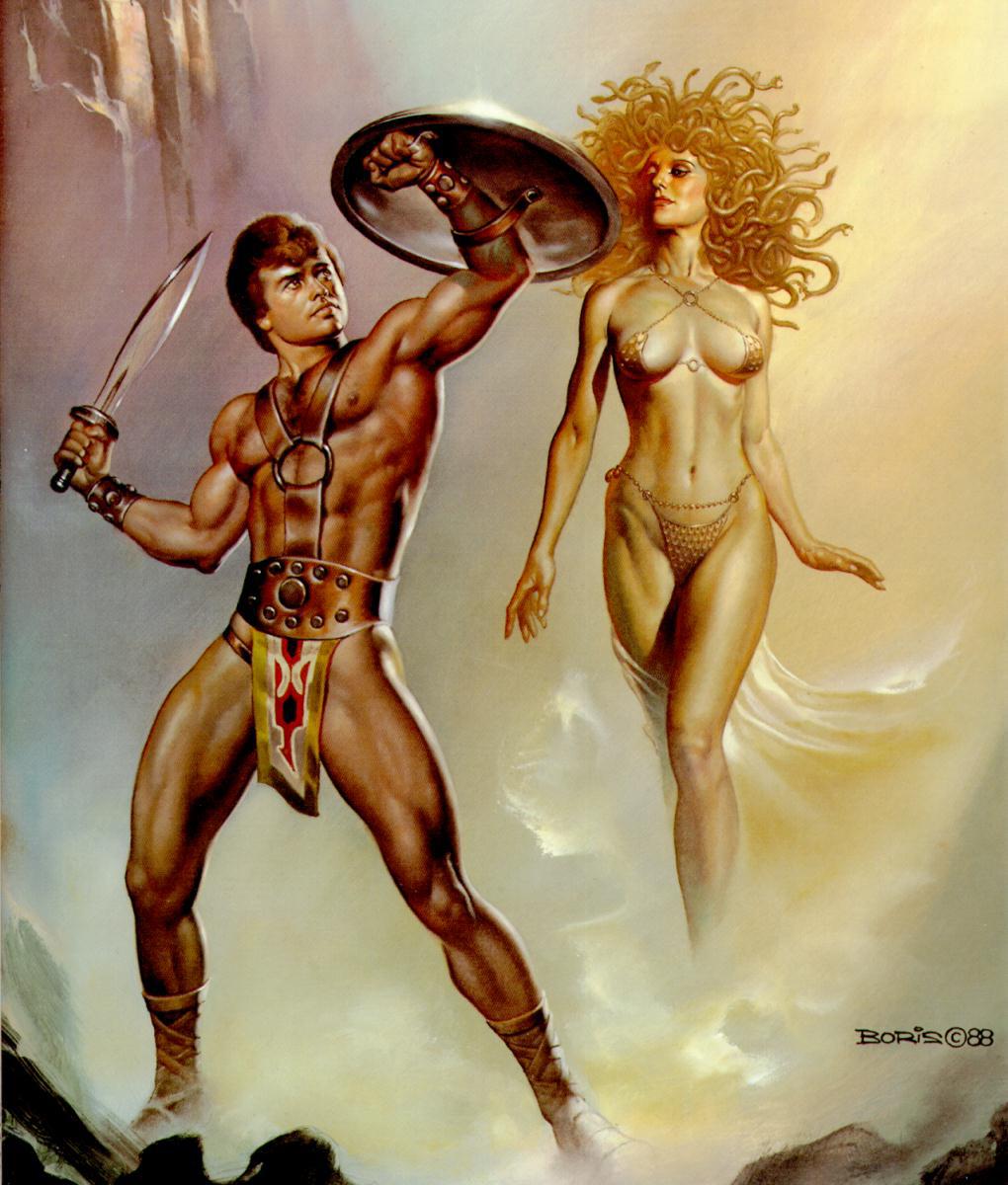 Эротический мультик про греческих богов 13 фотография